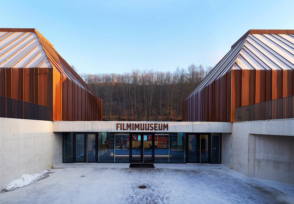 Filmimuuseum / Film Museum - copyright TM Development